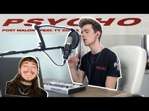 Psycho - Post Malone ft. Ty Dolla $ign (Martin Gessler Cover)