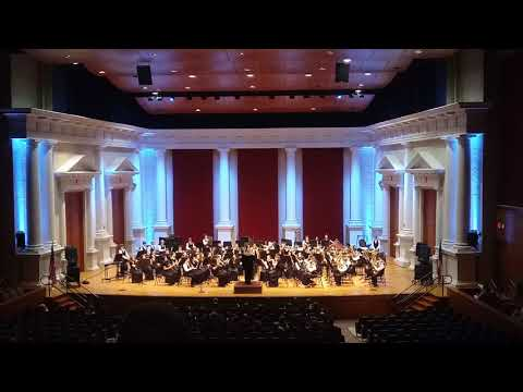 Mabry Middle School GMEA Preview Concert-Symphony No. 9