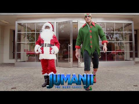 Jumanji The Next Level Santa And The Dwelf