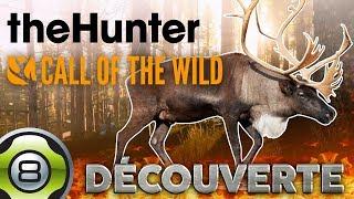 Découverte du meilleur jeu de chasse 🐻 - The Hunter: Call of the Wild