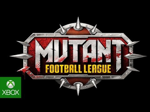 Mutant Football League on Xbox Game Preview