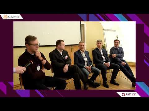 """Круглый стол в рамках конференции """"Запуск ITIL 4 в России"""""""