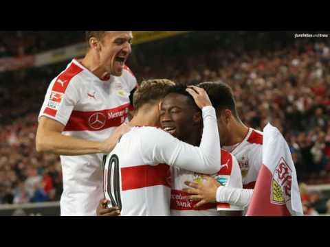 Impressionen VfB Stuttgart- Greuther Fürth