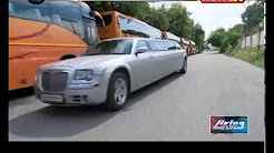 Living Cars: Rent a limousine