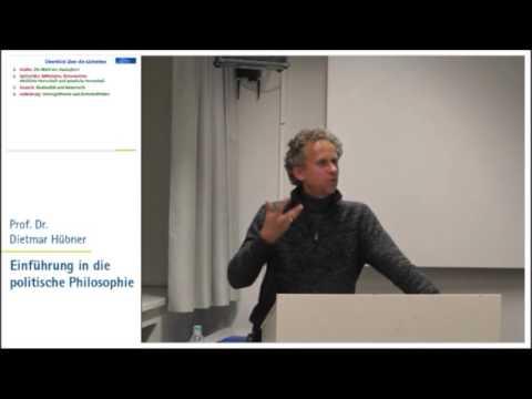 Politische Philosophie 1:   Antike 1 - Platon