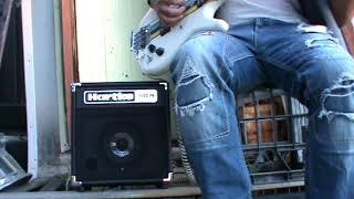 Hartke HD15 15 watt Hydrive Bass Guitar Amp - DeMo/ReViEw