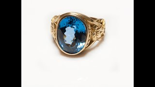 Mens Rings & Gents Jewelry - DSF Antique Jewelry