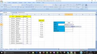 Excel is the global friendly user tool in the sector of finance and...