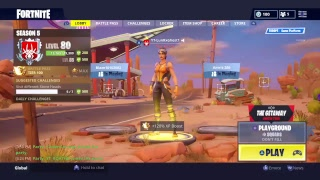 Fortnite Solo/Duo Grind - France 300 victoires de 10k 'Kills ' V-bucks Giveaway