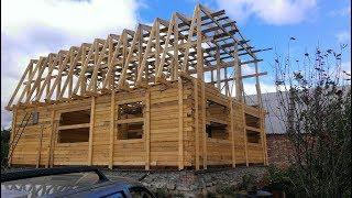 Мечты сбываются. Строительство дома. Как это было!!!