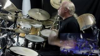 Salute to Toto - Child's Anthem/I'll Supply The Love - Larry Crowe