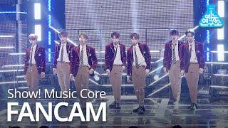 [예능연구소 직캠] VERIVERY - Lay Back, 베리베리 - Lay Back @Show! Music Core 20200111