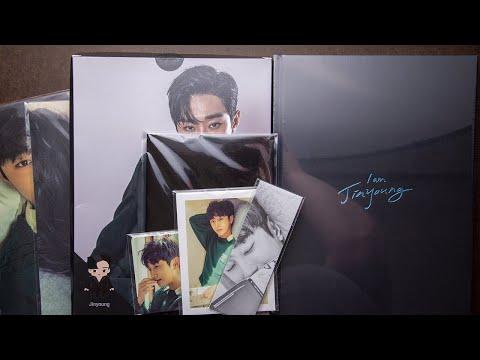 Unboxing | JinYoung Makestar Photobook + Goods