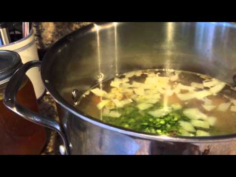 How To Make THE BEST Split Pea Soup - Its EASY!!!