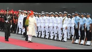 Video PM Modi inspecting the Guard of Honour at Red Fort on 68th Independence Day download MP3, 3GP, MP4, WEBM, AVI, FLV Oktober 2018