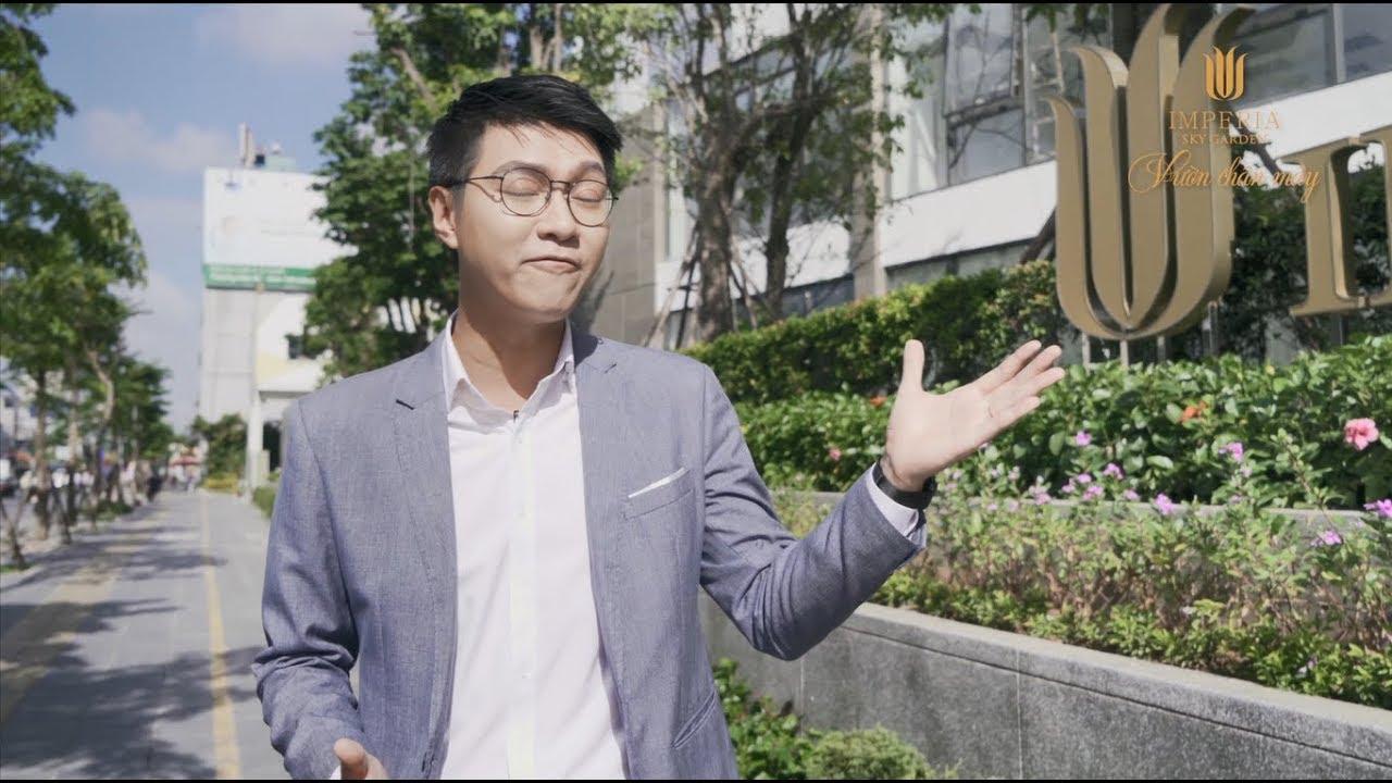 Tham quan thực tế dự án Imperia Sky Garden 423 Minh Khai (2/8/2019)
