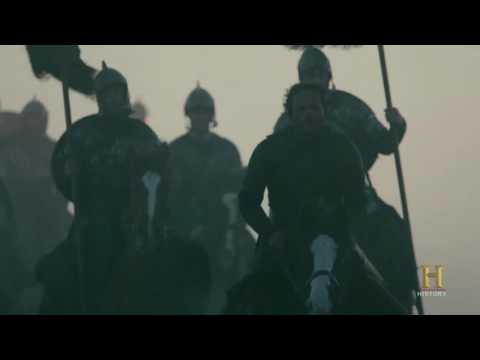 Vikings: Ecbert makes Aethelwulf King of Wessex and Mercia (Season4 Episode 20)