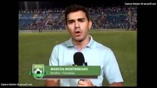 Matéria do Jangadeiro Esporte Clube- Fortaleza x Nautico - 12/04/2012