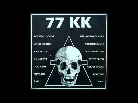 GHOST WALKS - Fallen Angel (77 KK compilation)