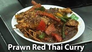 Thai Red Curry   Prawn   Kolkata   Thai Cuisine