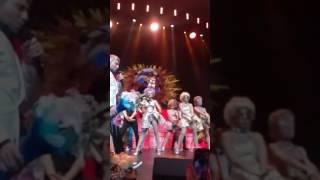 """Шоу Н.Баскова """"Игра"""" в Минске 29.10.2016( Шарманка)"""