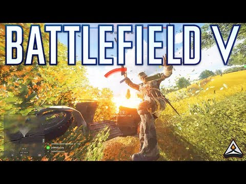 The Worst Ways to Die in Battlefield 5 thumbnail