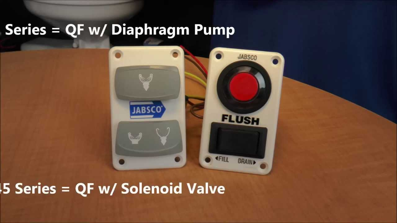 Jabsco - Which Model Electric Toilet Do I Have? on trailer wiring diagram, light relay wire diagram, light switch wiring diagram, marinco searchlight wiring diagram, 4 pole solenoid wiring diagram, single pole relay wiring diagram, jabsco spot light wiring diagram, jabsco pump wiring diagram, headlight wiring diagram,
