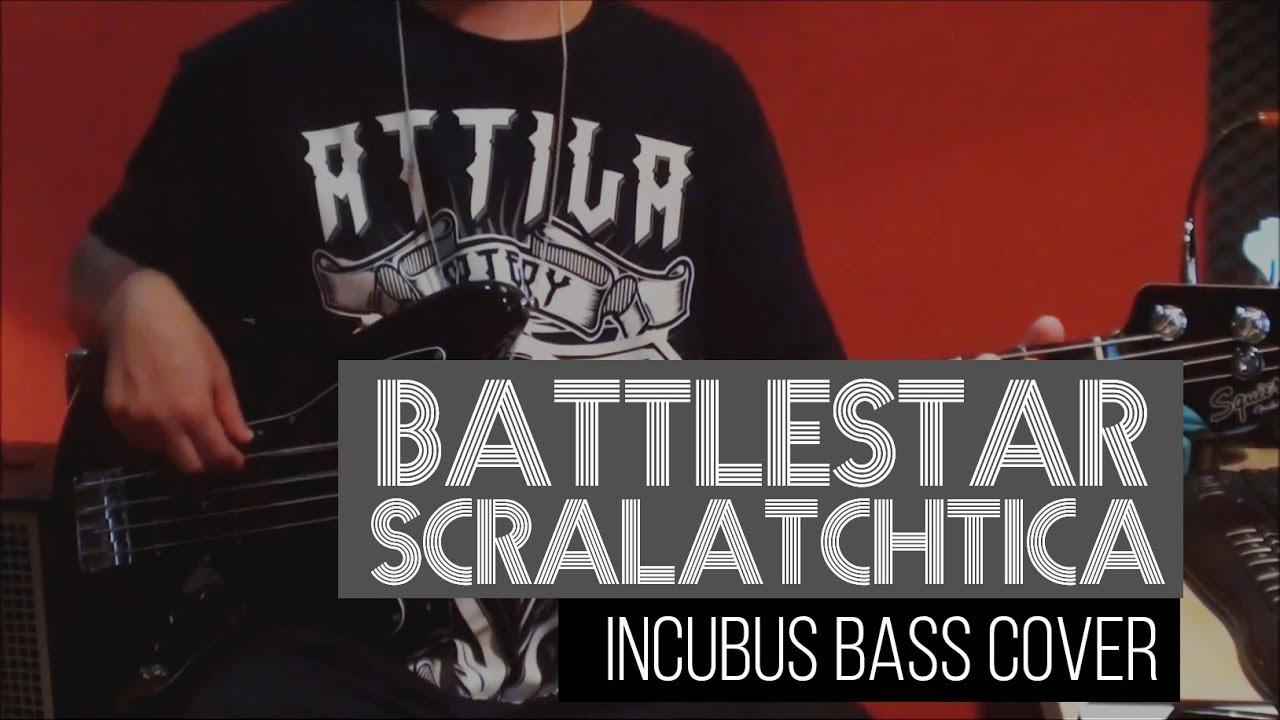 incubus battlestar scralatchtica