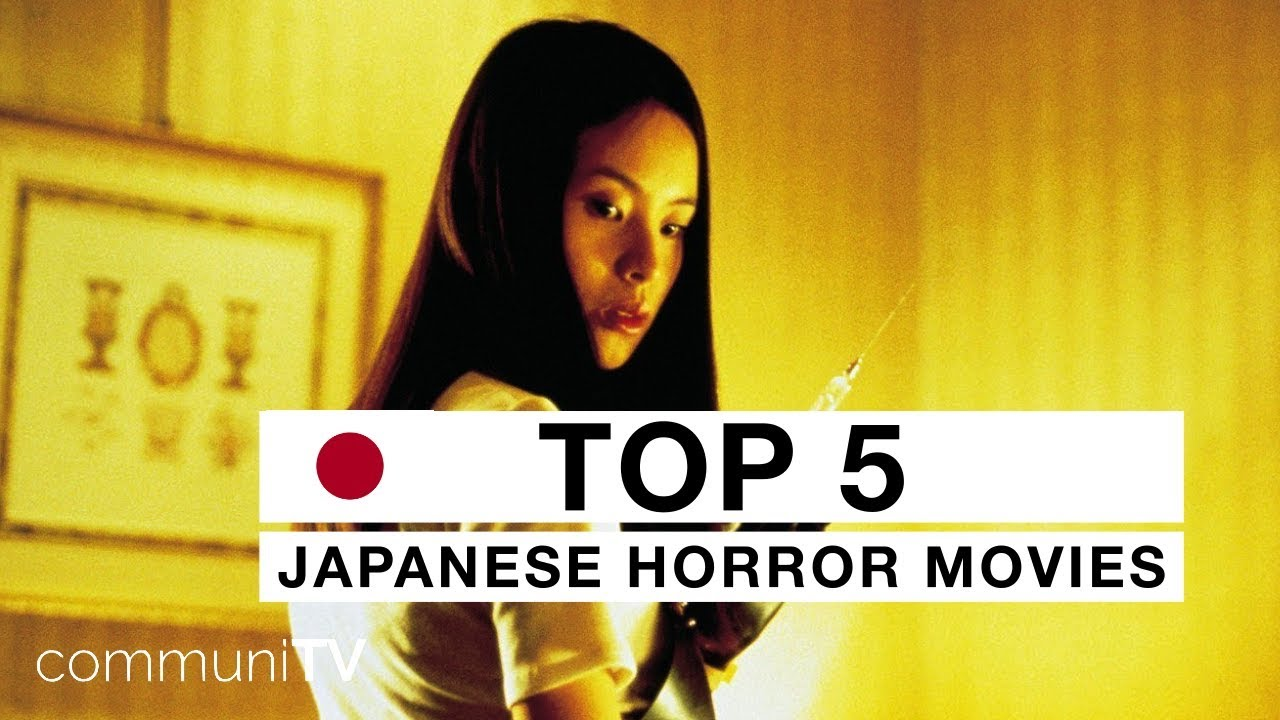 Download TOP 5: Japanese Horror Movies