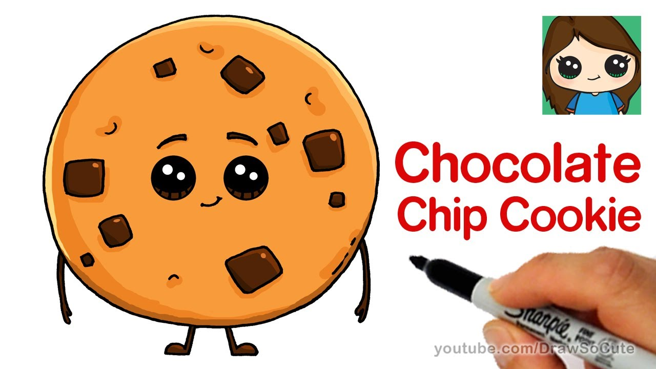 how to draw a chocolate chip cookie the emoji movie youtube chocolate chip cookies clipart recipe chocolate chip cookies clipart recipe
