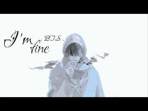[Vietsub + Lyrics ] I'm Fine . BTS