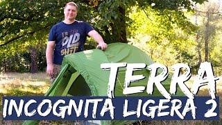 Палатка Terra Incognita Ligera 2: легче легкого