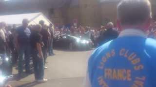 promenade en bugatti veyron grand sport vitesse wrc a forbach