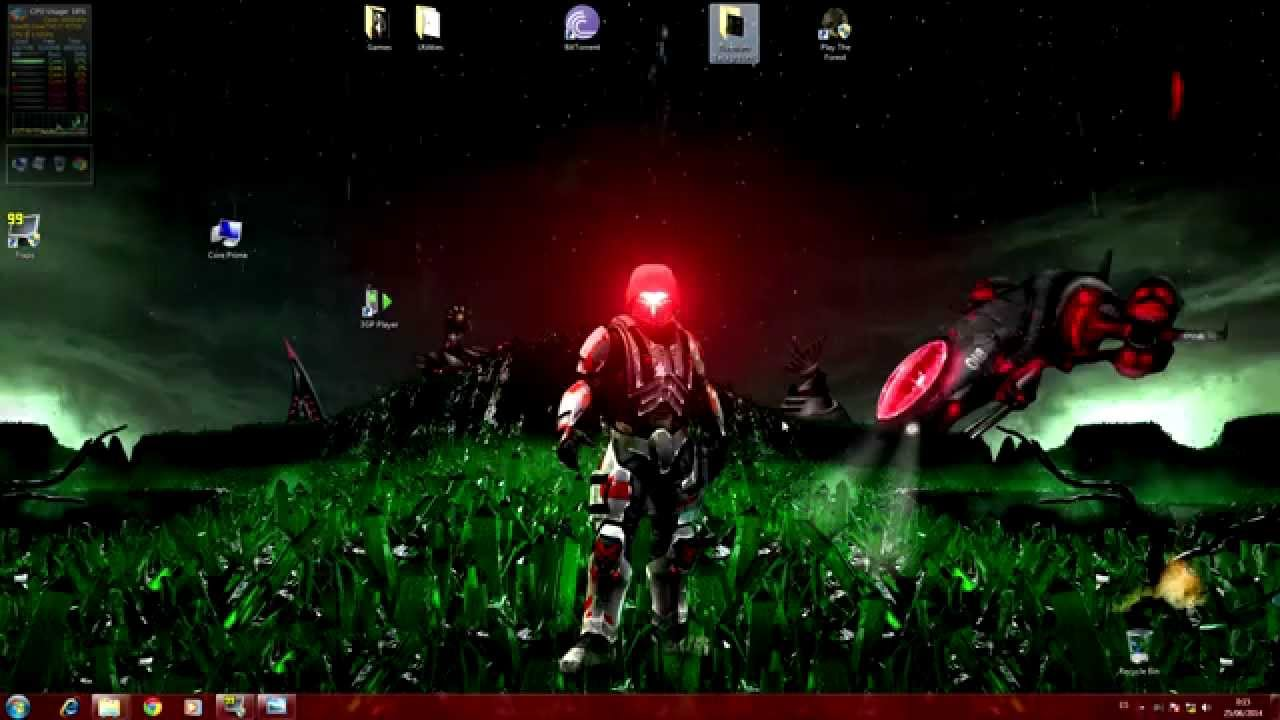 How To Get Animated Wallpapers Lands Of Nod C Amp C 3 Third Tiberian War Animated