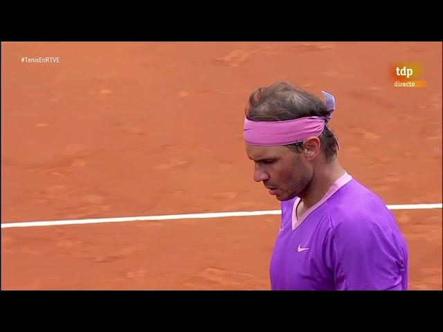 Highlights Nadal - Ivashka / Barcelona Open Banc Sabadell 2021