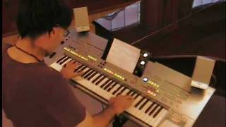 Groove Coverage - Angeline + 7 Years + Poison + Moonlight Shadow + Holy Virgin - keyboard piano Mp3