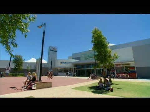 Lakeside Joondalup Shopping Centre