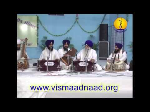 Raag Jaijawant : Bhai Balbir Singh ASR - Adutti Gurmat Sangeet Samellan 2011