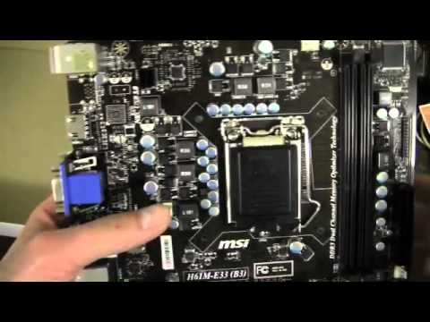 MSI H61M-E33 (B3) Control Center II Driver for Windows 7