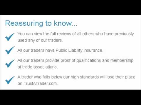Trust A Trader   How TrustATrader performs for you