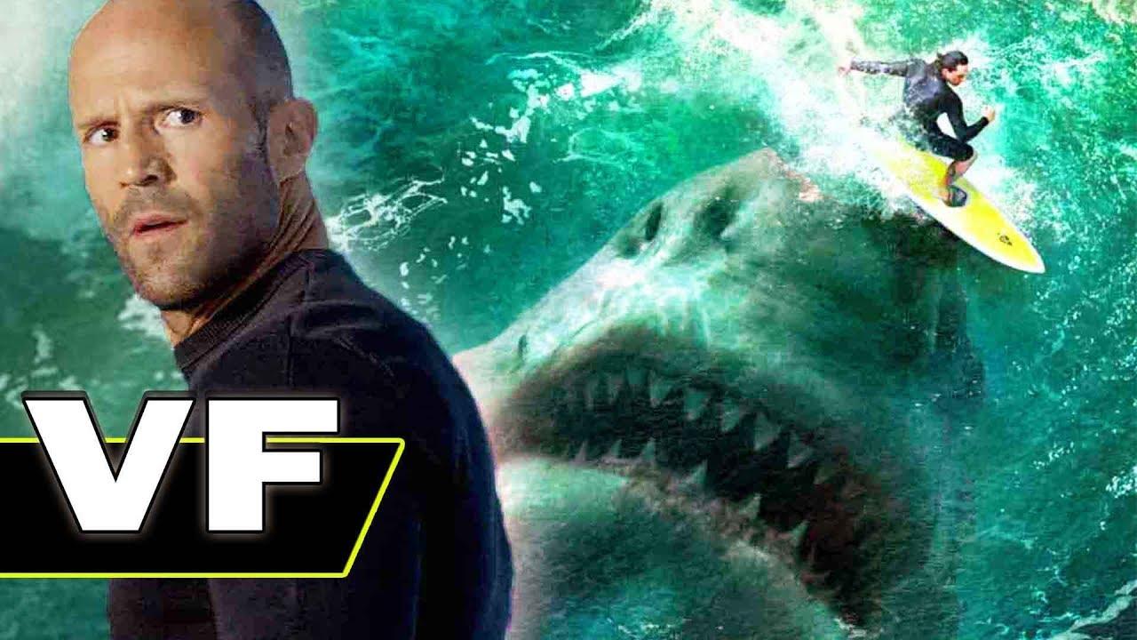 En Eaux Troubles Bande Annonce Vf Film De Requin 2018 Youtube