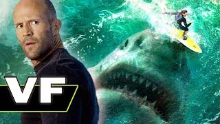 EN EAUX TROUBLES Bande Annonce VF (Film de Requin, 2018) streaming