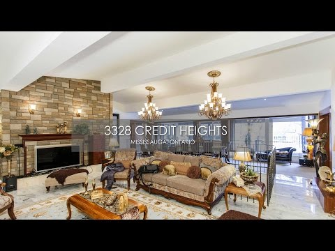 3328 CREDIT HEIGHTS DRIVE, MISSISSAUGA