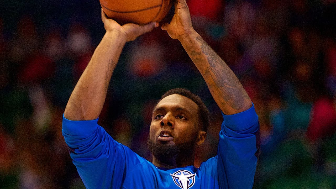 P J Hairston Drops 45 Against Reno