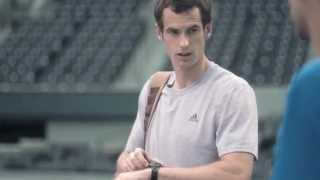 Andy Murray - 'Time to Play' RADO Commercial