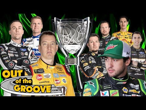 2018 NASCAR Championship 4 Predictions | Out of the Groove