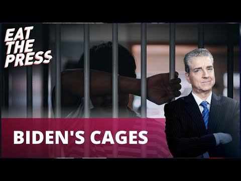 "Alert: Biden Now Putting Kids In ""Cages"""