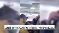 LUTJE E BRITMA, FLUTURIMI I FRIKSHËM PRISHTINË-BASEL