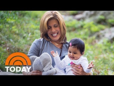 Hoda Kotb And Celebrity Friends Read Her New Children's Book To Adorable Babies | TODAY