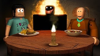 My Roblox dinner date got really weird. (Camping)
